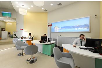 ОТП Банк официально открыл восстановленное отделение «Михайловское» - в самом сердце столицы